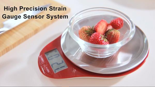 香山衡器厨房秤案例图片