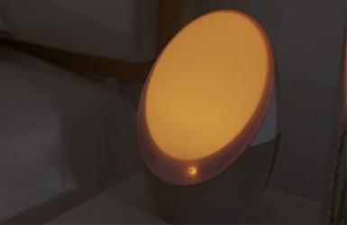 睡眠灯案例图片